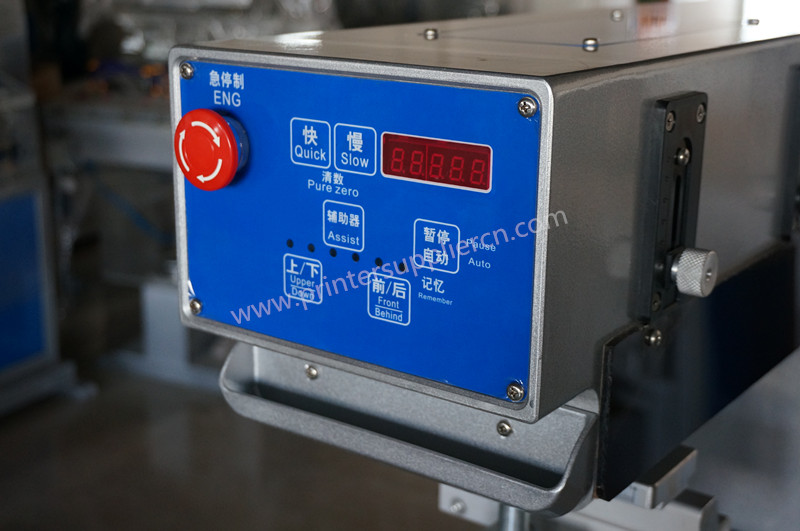 China Ink Tray Tampographie Machine for Sale