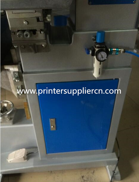Six Colors Pad Printing Machine with Shuttle