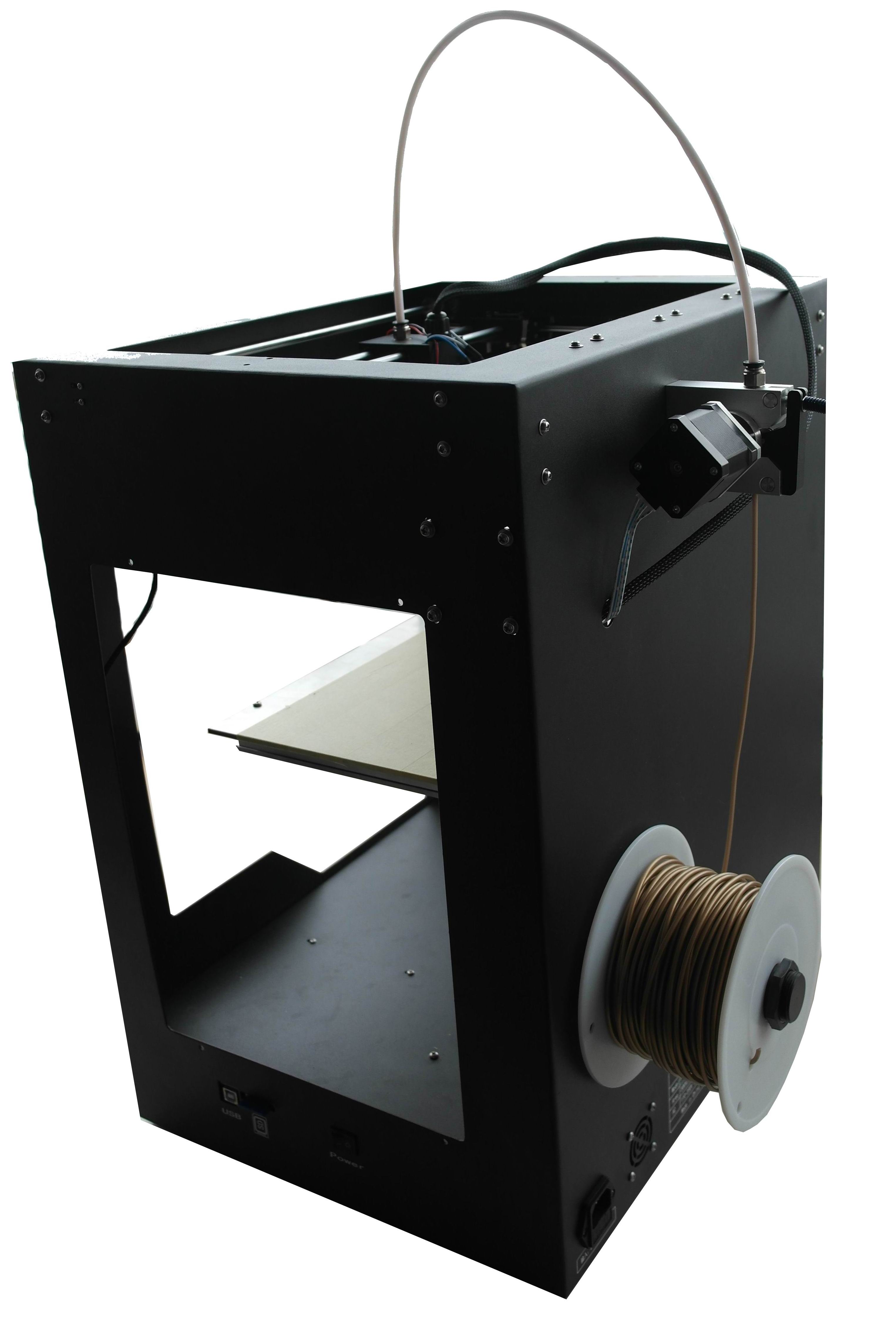 Dual Core 3D printer, Fast Prototyping Machine, ABS/PLA Rapid Prototype Machine