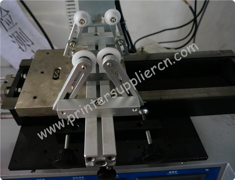 Automatic  Plate Round Stamping Machine for Bottle