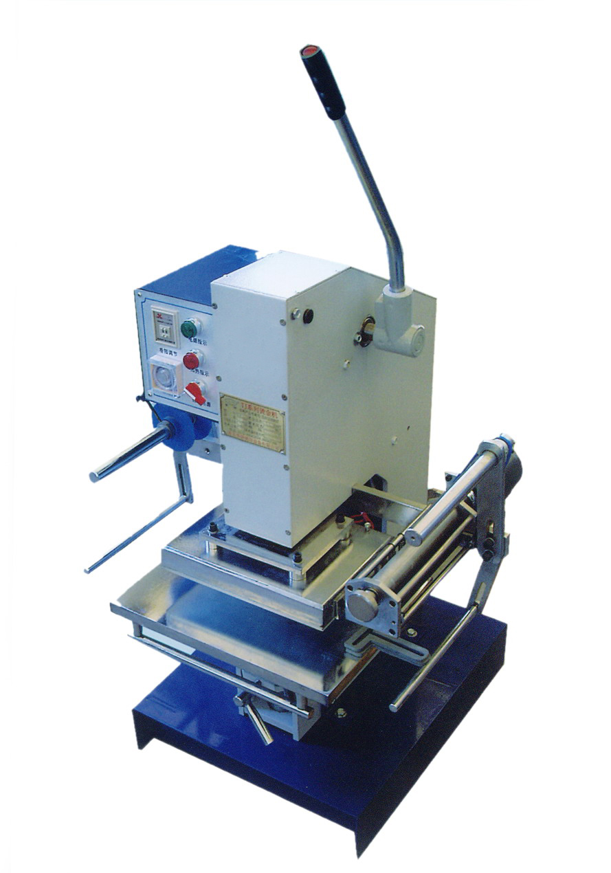 Big Pressure Manual Hot Stamping Machine