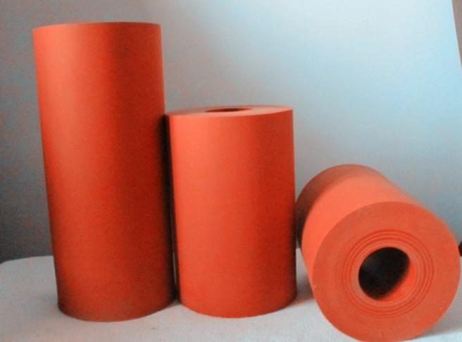 Silicone Rubber Rollers 47