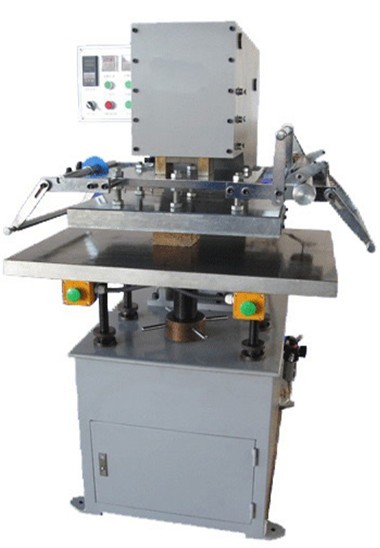 Large Pressure Hot Stamping Machine for Plastic