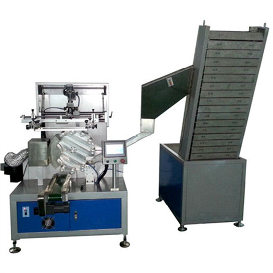 Ptfe Tape case Automatic Screen Printing Machine