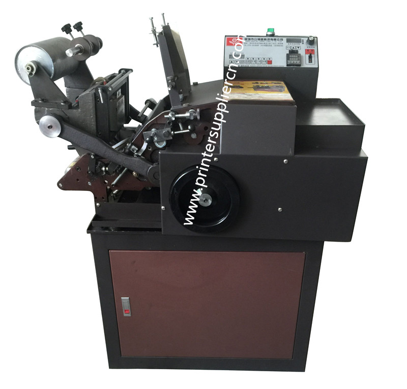 Automatic VIP Card Hot Stamping Machine