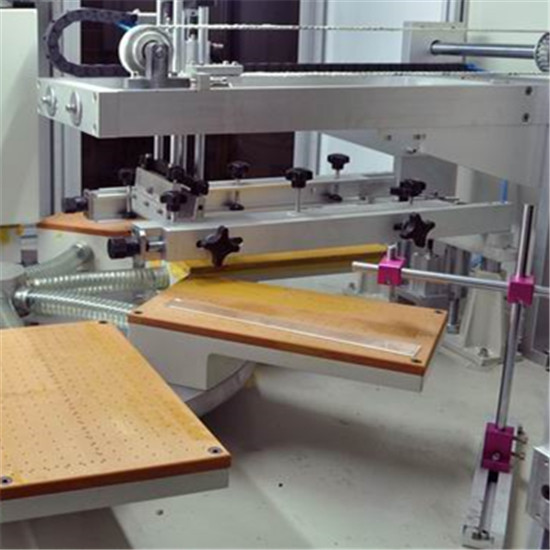 Stationery Ruler Screen Printing Machine