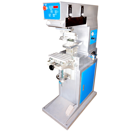 One Color Sealed Cup Pad Printing Machine