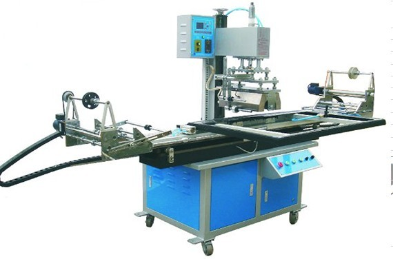 Mechanical Hot-Stamping Machine for Big Plane/Round