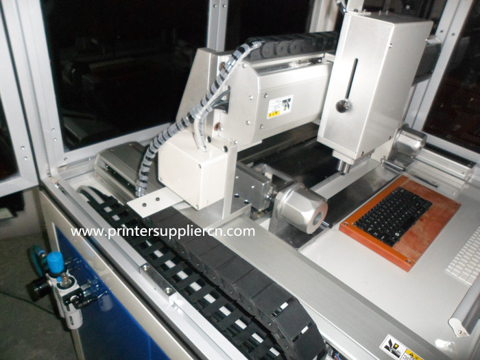 CNC Servo System Pad Printing Machine for Keyboard