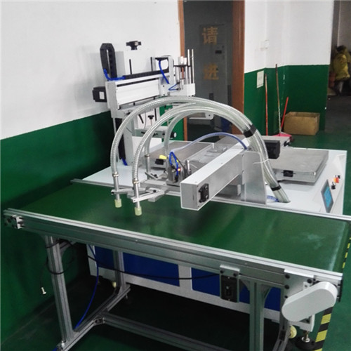 Automatic Rotary Screen Printing Machine for Shoe Upper