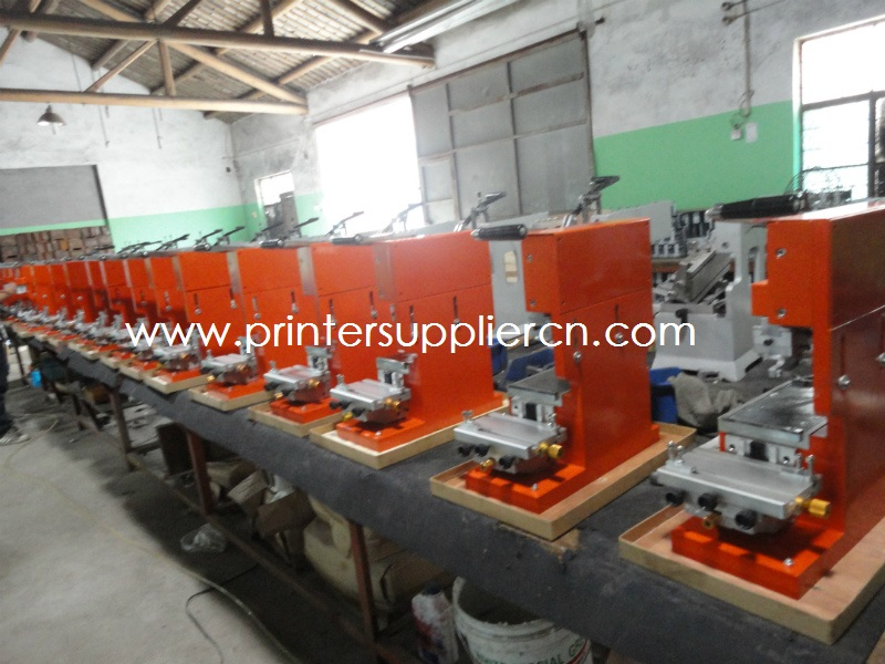 Small Manual Pad Printing Machine