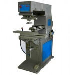 Single Color Pad Print Machine for Big Printing Size