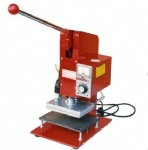 Manual Operating Hot Foil Stamping Machine