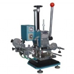 Manual Flat Hot Stamping Machine