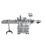 Automatic Glass Bottle Labeling Machine,  Label Applicator for Cylinderical Bottle
