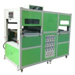 3d vacuum heat transfer machine for sandals and shoes