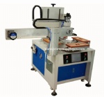 Metal Sheet Screen Printing Machine with Auto Sucker Manipulator