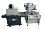 Automatic Stationary Ruler Screen Printing Machine