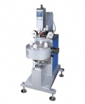 High Speed Rotary Tampo Printing Machinery with Auto-cleaning System