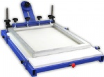 Manual Silk Screen Print Press with Changable Pallet
